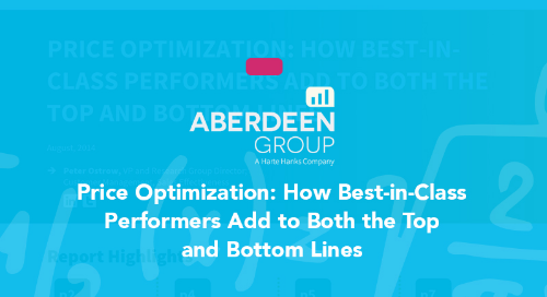 Price Optimization: How Best-In-Class Performers Add to Both the Top and Bottom Lines