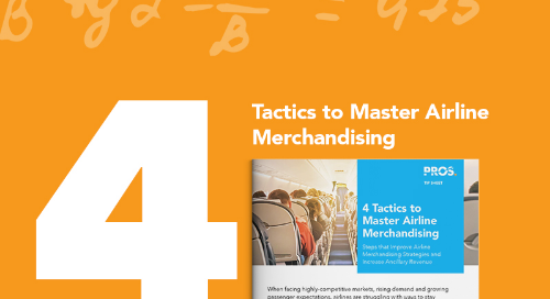 4 Tactics to Master Airline Merchandising