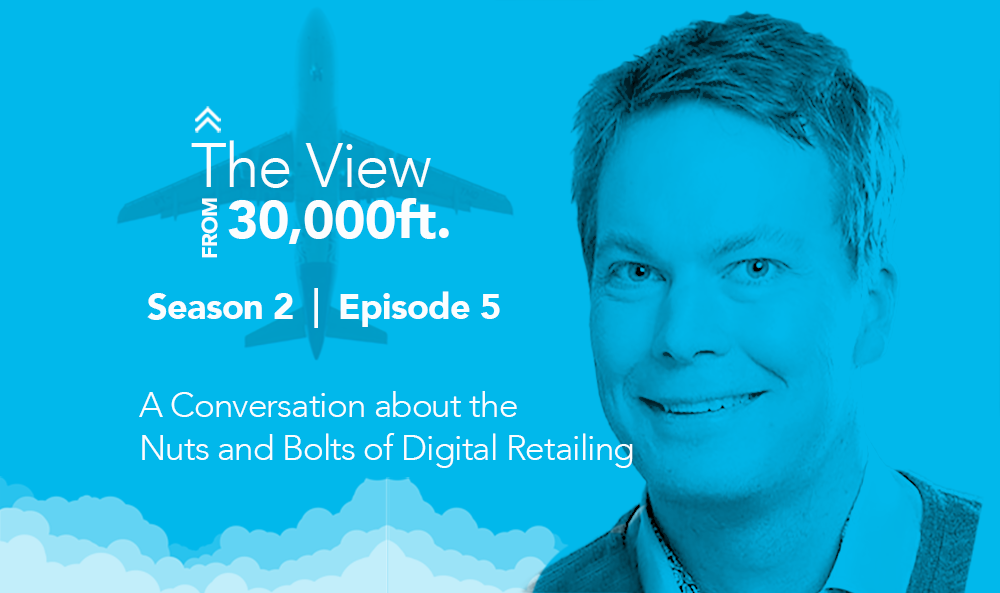 PROS Travel Podcast, Season 2, Episode 5: A Conversation about the Nuts and Bolts of Digital Retailing