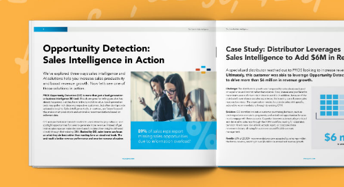 The Case for Sales Intelligence