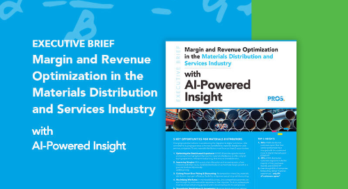 Margin & Revenue Optimization for Material Distributors