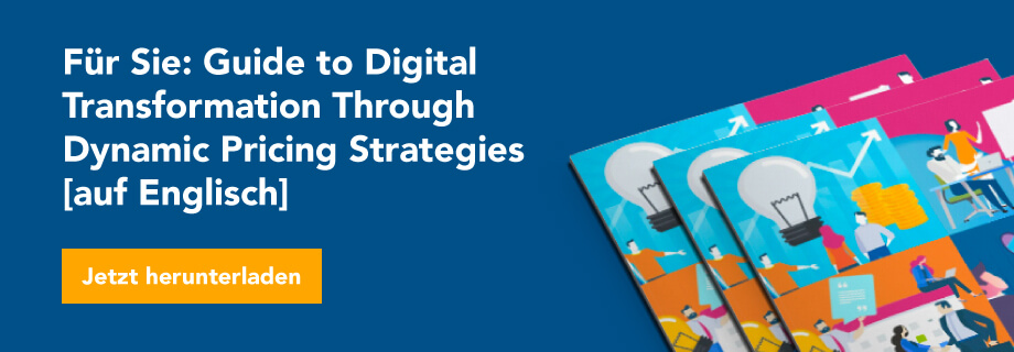 Guide to Digital Transformation Through Dynamic Pricing Strategies banner