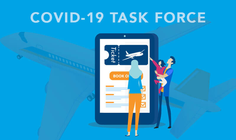 COVID-19 Task Force Update 5: How Airlines Will Return to Cruising Altitude