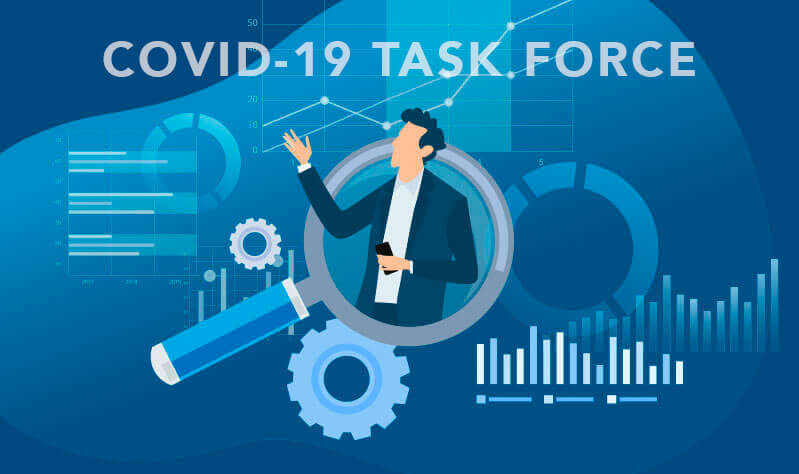 COVID-19 Task Force Update 3: What are we doing with your data