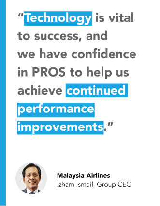Malaysia Airlines CEO Izham Ismail quote