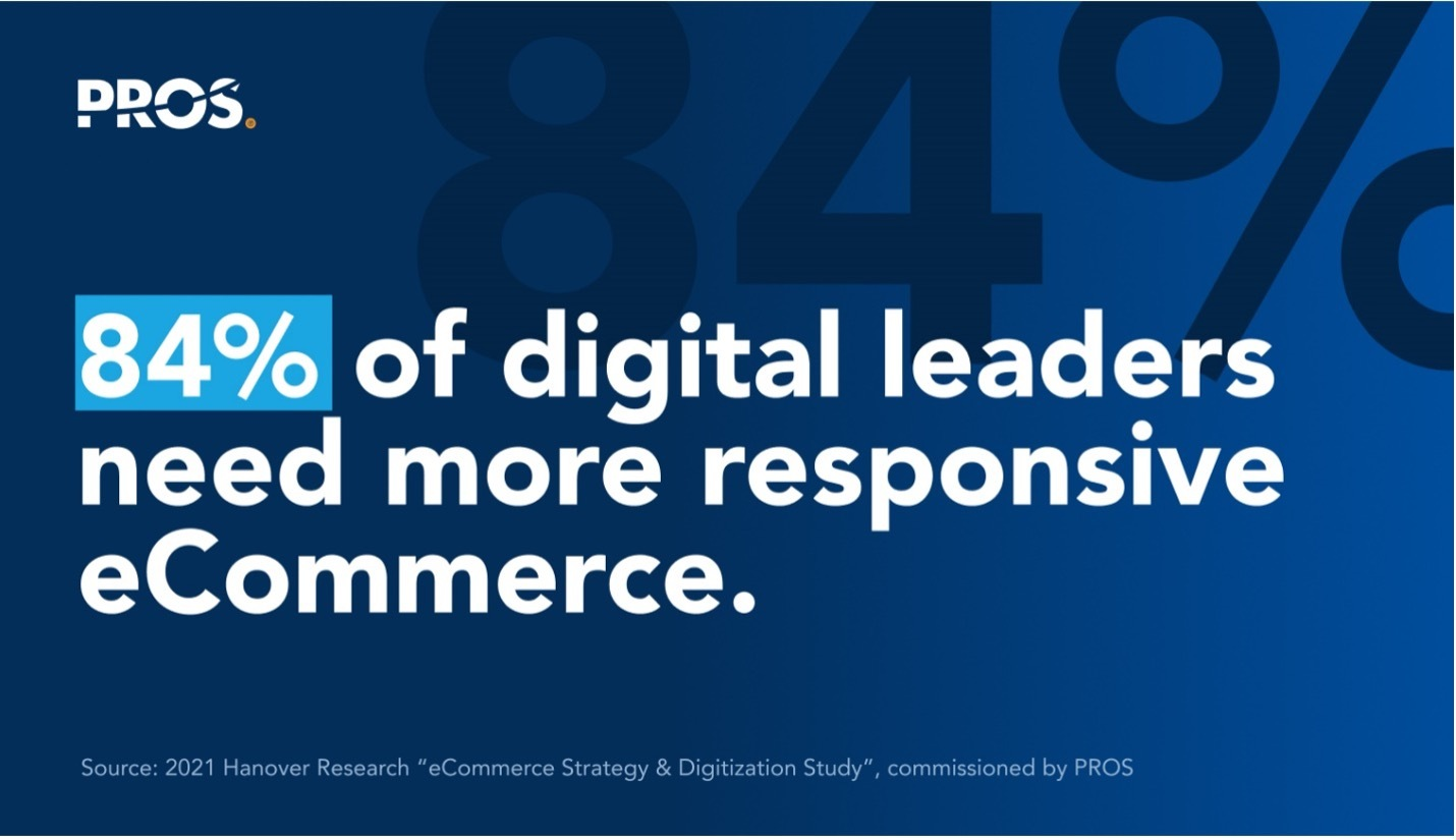 Digital leaders need more responsive eCommerce callout