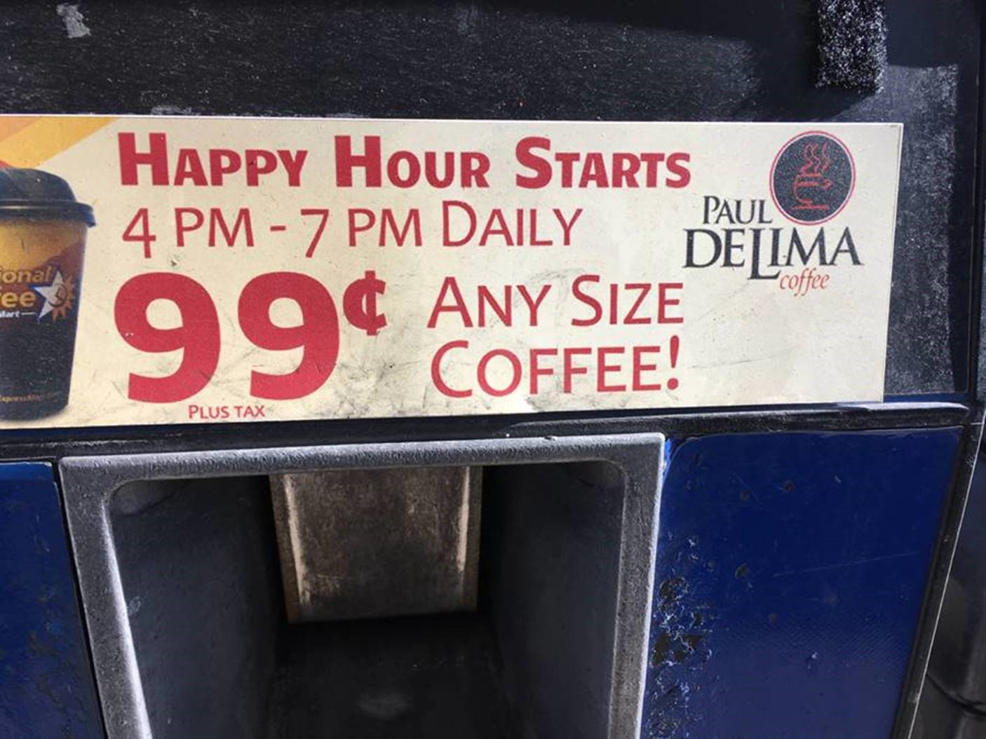 coffee pricing