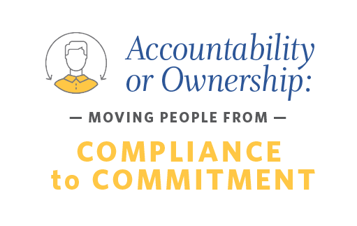 Accountability or Ownership