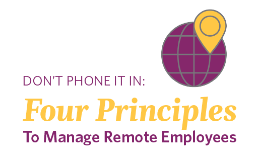 Don't Phone It In: 4 Tips For Managing Remote Conversations