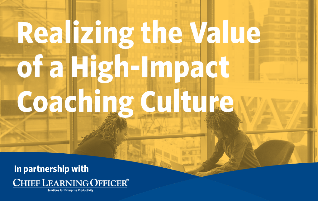 How a Holistic Approach to Coaching Delivers Better Employee Engagement and Retention