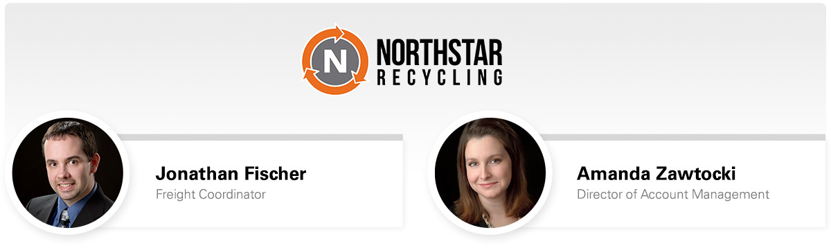 Northstar recycling executives