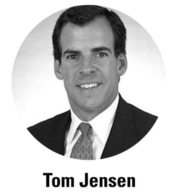 Headshot of Tom Jensen, UPS VP of Public Affairs