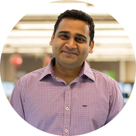 Amit Prasad, VP Supply Chain & Data Science, Coyote