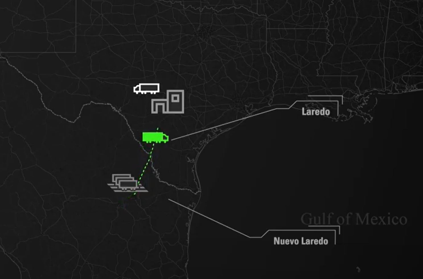 Transloading Cross-Border Mexico Coyote Logistics