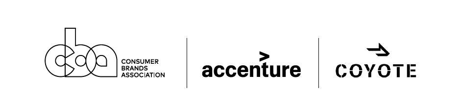 CBA, Coyote Logistics, Accenture Coyote Collective Logo Lockup