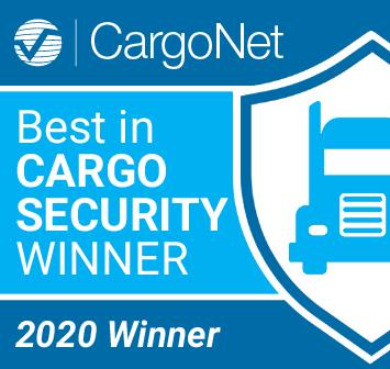 CargoNet awards Coyote as a 2020 best-in-cargo-security winner