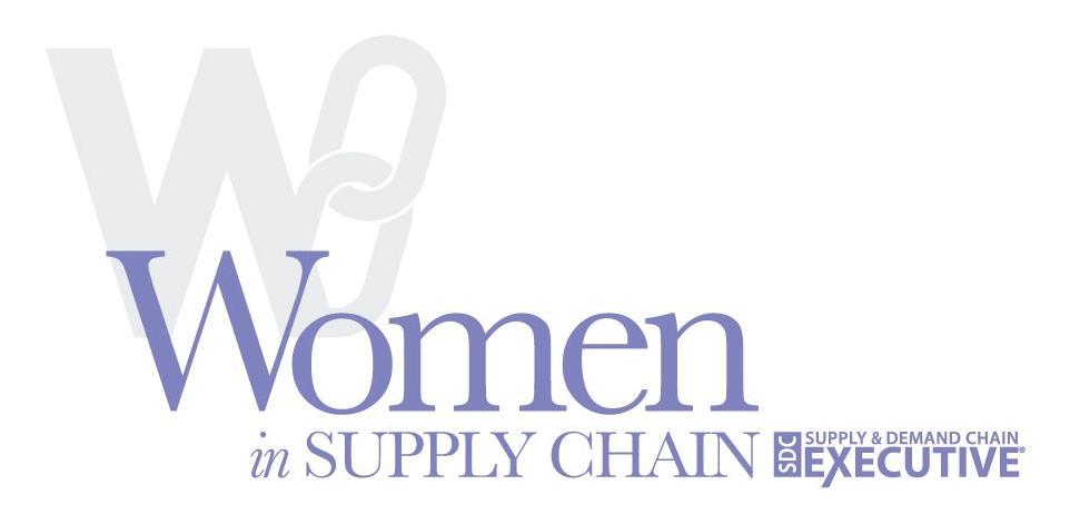 Women in Supply Chain Logo