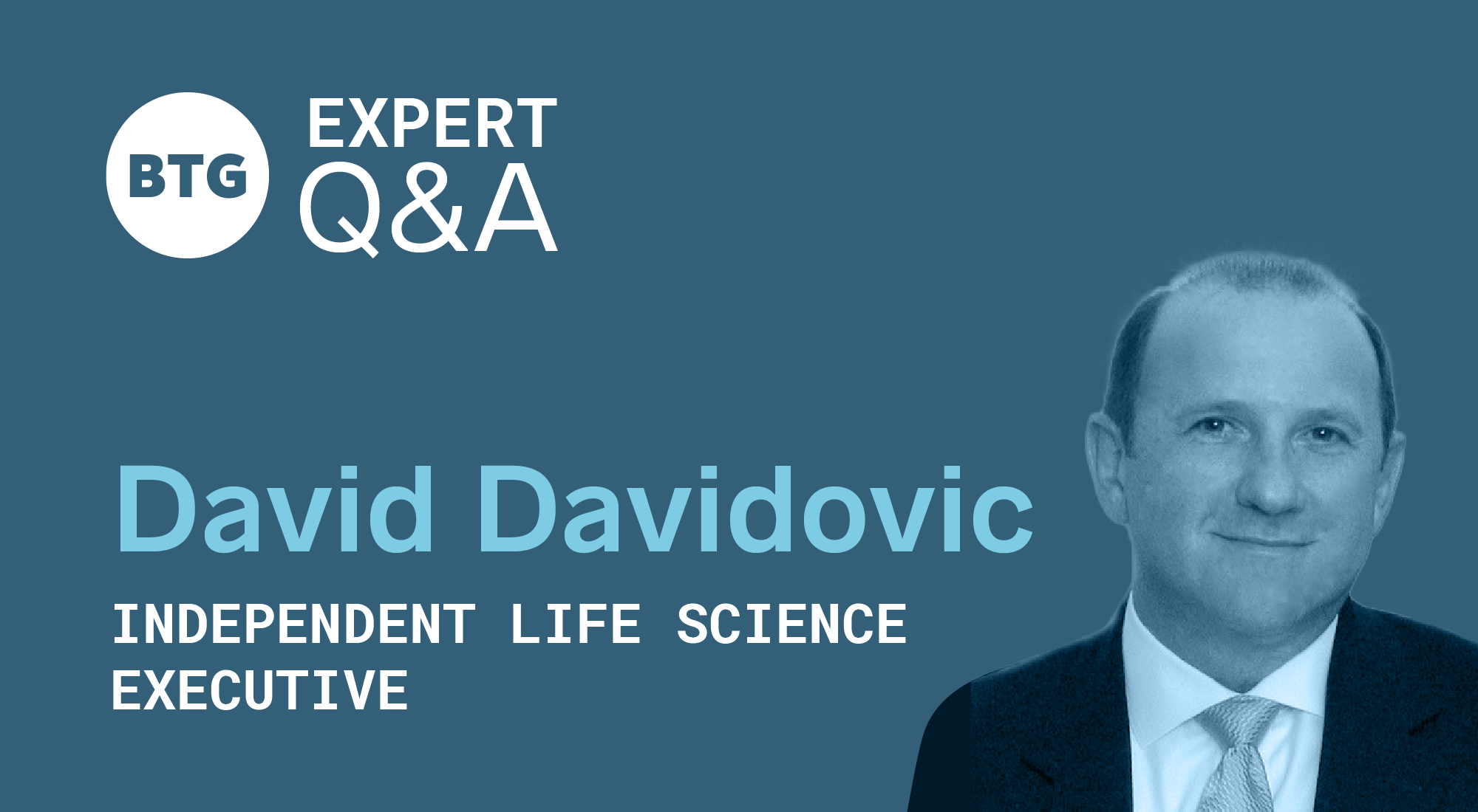 Building Commercial Centers of Excellence: A Q&A with David Davidovic - Photo of David Davidovic