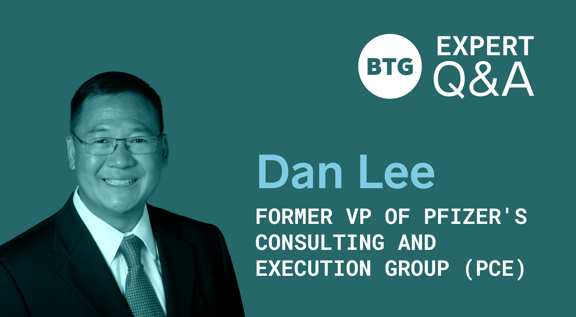 internal consulting group - dan lee