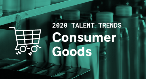 Trends by Industry: Consumer Goods