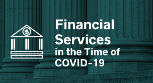 Financial Services in the Time of COVID-19