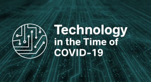 Technology in the Time of COVID-19