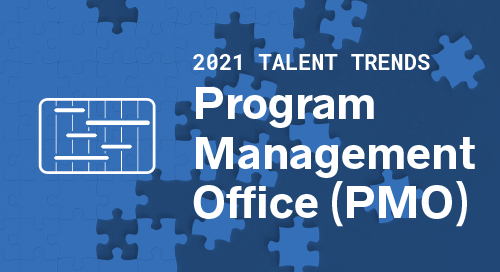 Trends by Function: Program Management Office (PMO)