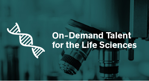 On-Demand Talent for the Life Science Industry