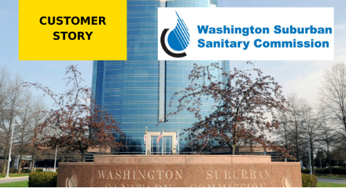 Washington Suburban Sanitary Commission (WSSC) Saved $330K/year