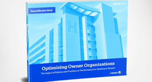 Optimizing Owner Organizations for Healthcare Owners