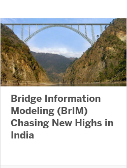 Bridge Information Modeling (BrIM) Chasing New Highs in India