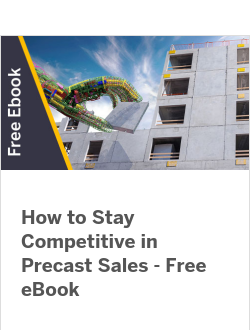 How to Stay Competitive in Precast Sales - Free eBook