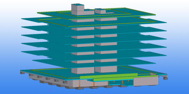 An accurate 3D modelling solution delivers benefits at every stage of the construction process.
