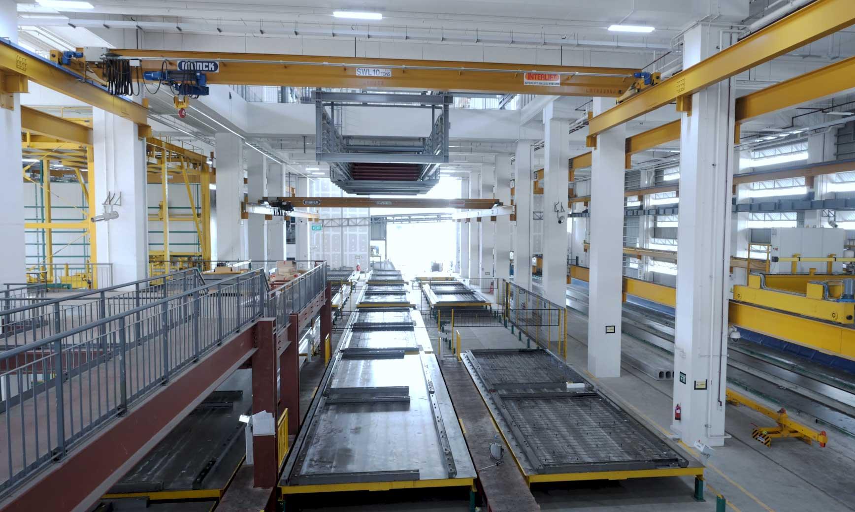 Soilbuild - Automated production facility