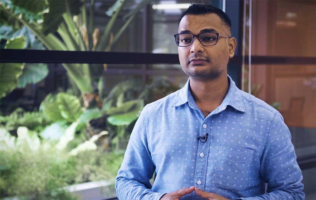 Mr Nath Tushar, Digital Innovation Leader, Soildbuild Construction Group Ltd.