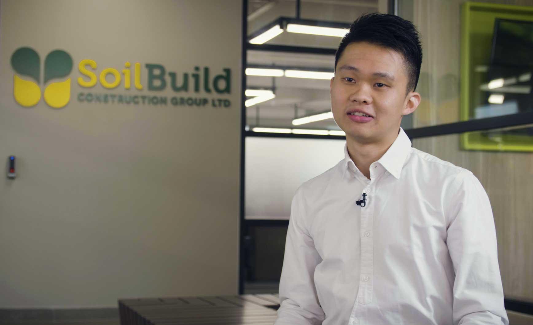 Mr Daryl Chew, Planning Engineer, Precast, Soilbuild Construction Group Ltd.