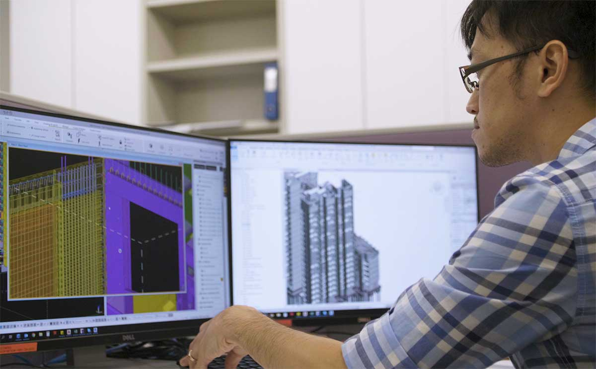 Tekla Structures is harnessed in the ICPH for its strength in working with various machine interfaces.