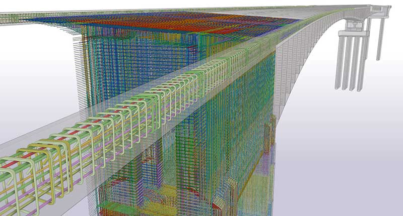 Model-based design allows for the use of parametric design