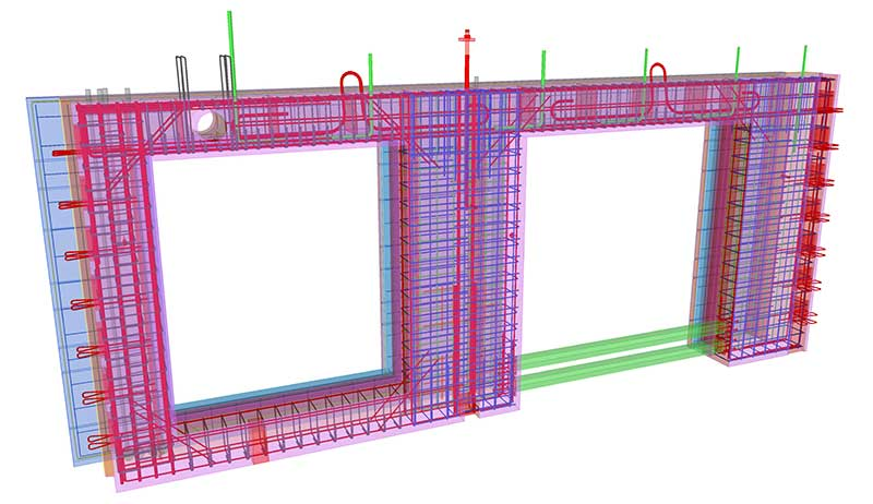 3D models can drive automatic updates of all respective documentation and updates can be shared instantly.