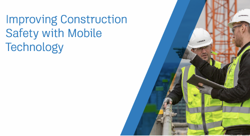 [eBook] Improving Construction Safety with Mobile Technology