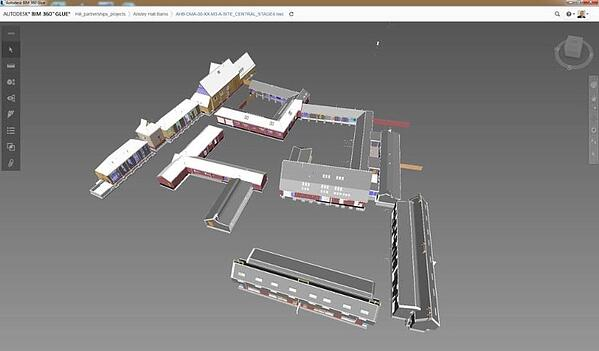 BIM 360 Field Point Cloud Solution