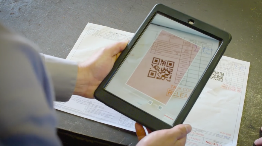 BIM 360 Field Uses QR Codes Scanning to Track Equipment