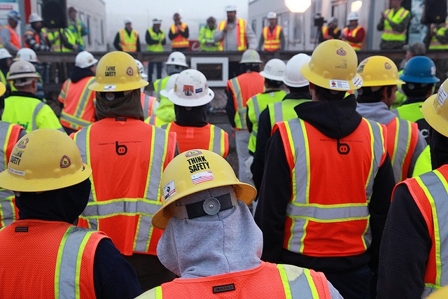 Construction App Site Safety Meeting