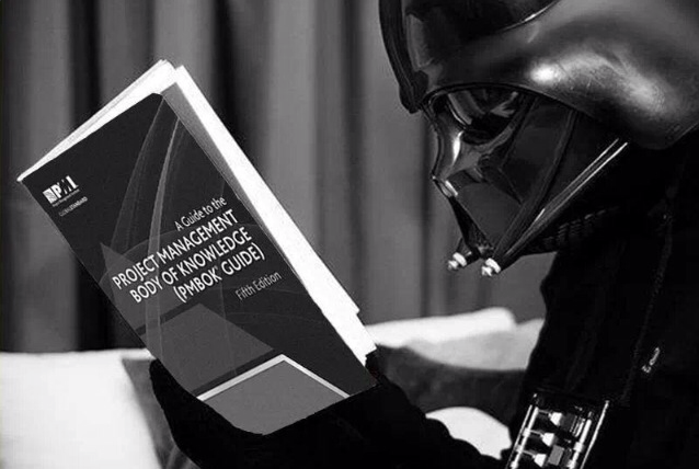 Darth Vader Study Construction Project Management
