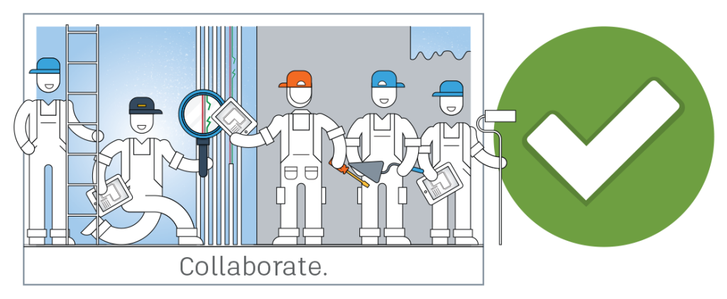 Get Collaborative to Reduce Construction Rework