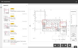 BIM 360 Docs provides the ability to publish, view, share and markup all your plans, models and other project documents.