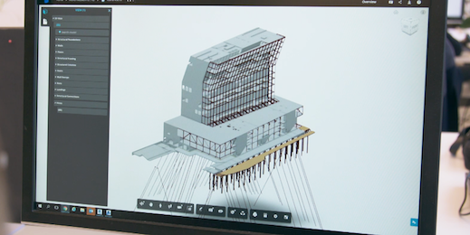 Munch Museum BIM Collaboration screenshot 2