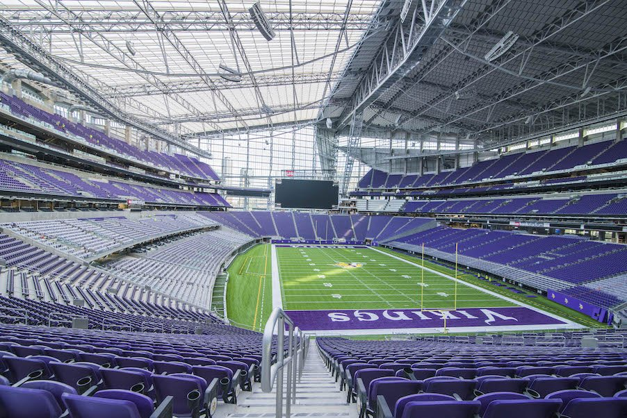Mortenson Construction U.S. Bank Stadium - Construction Software