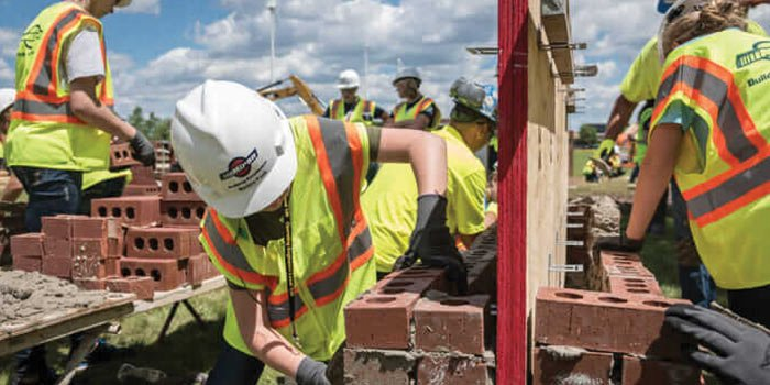 Build Like a Girl - Women in Construction