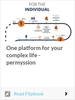 One platform for your complex life - permyssion
